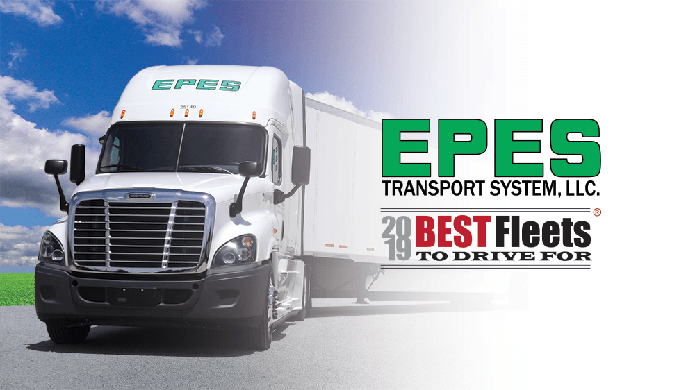 Epes Transport is looking for truck drivers.