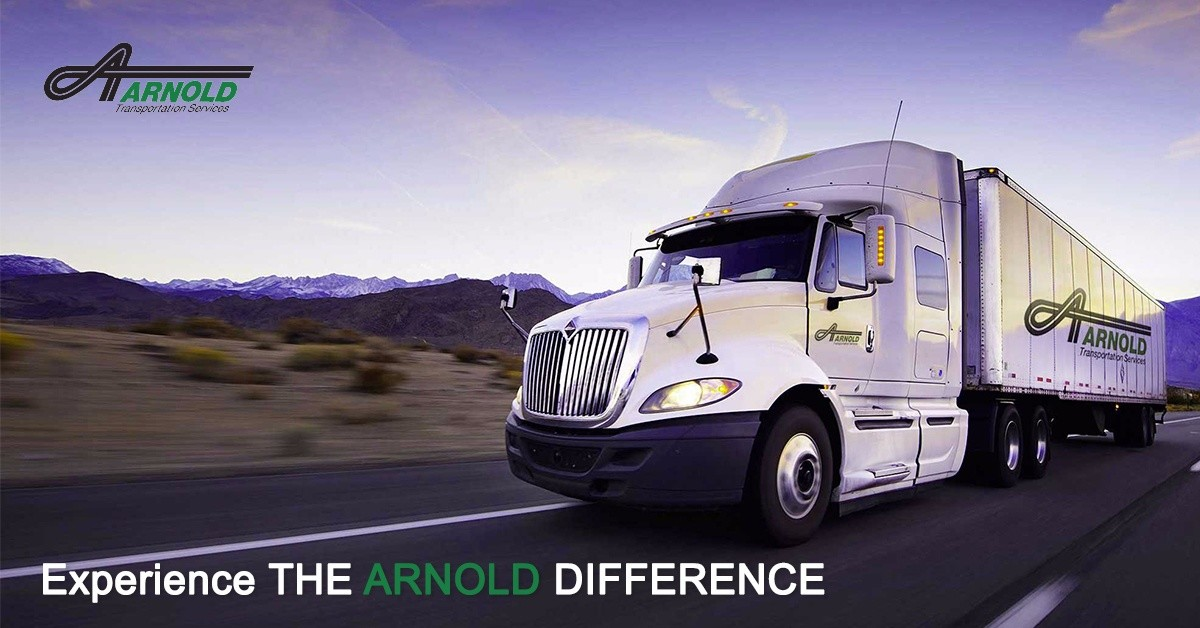 Arnold Transportation Services is looking for truck drivers.