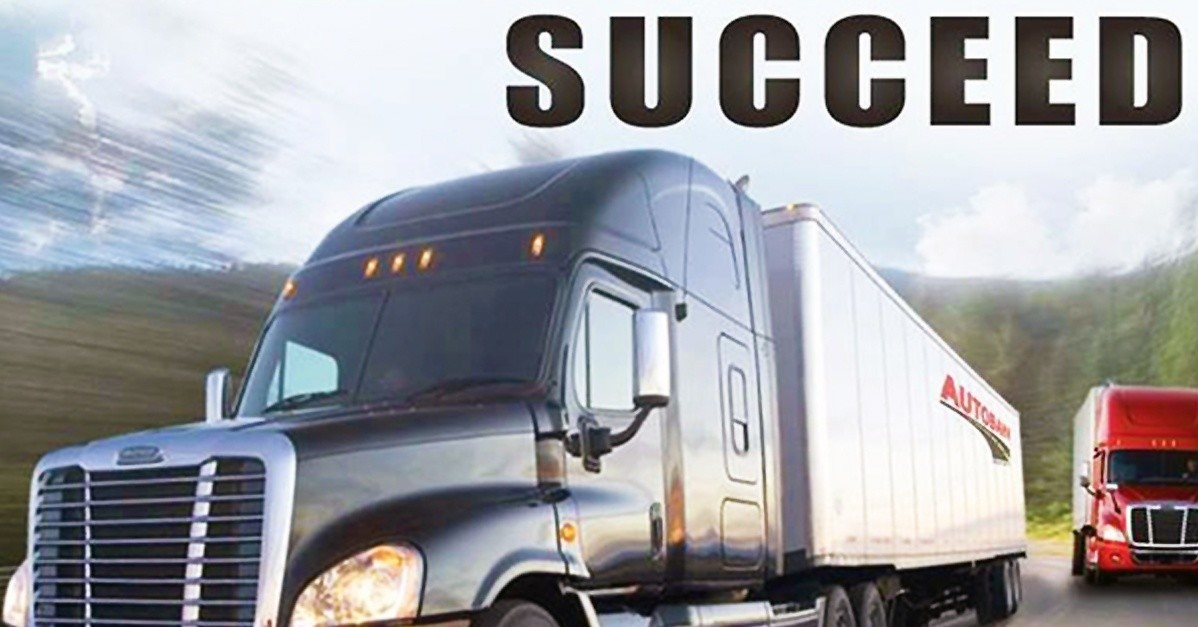 Autobahn Freight Lines is looking for truck drivers.