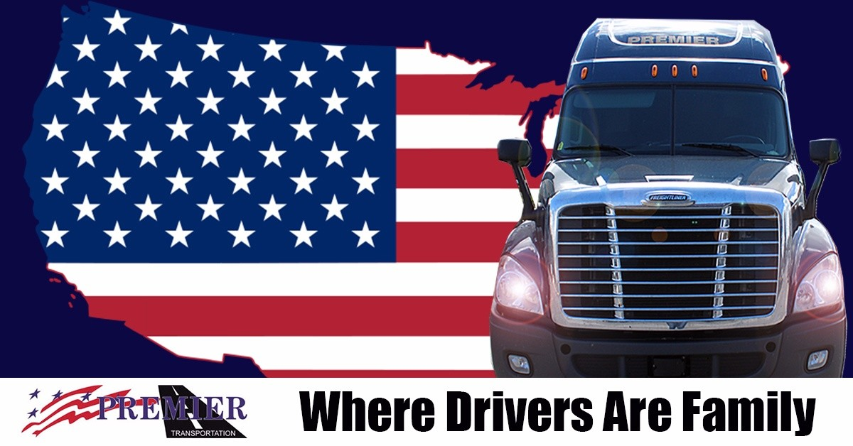 Premier Transportation is looking for truck drivers.