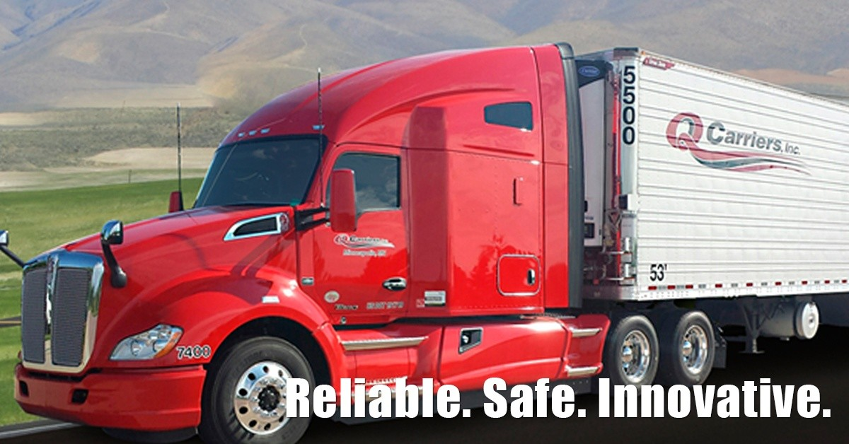 Q Carriers is looking for truck drivers.