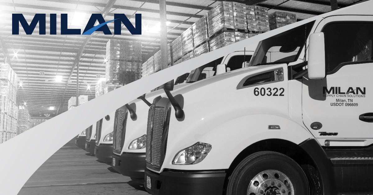 Milan is looking for truck drivers.