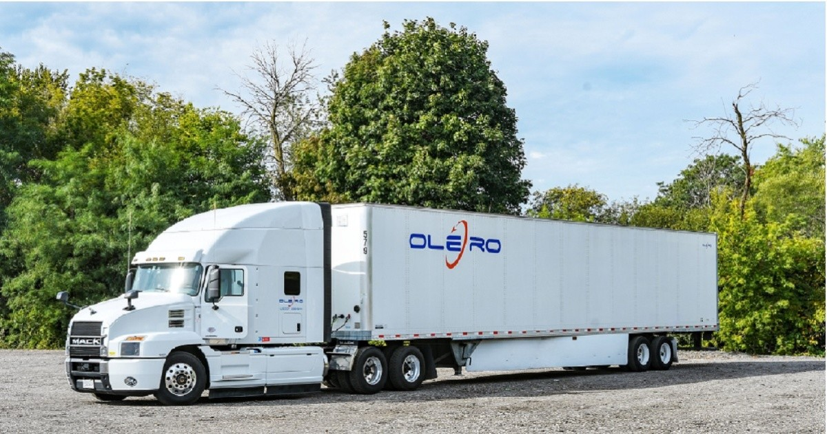 Olero Inc. is looking for truck drivers.